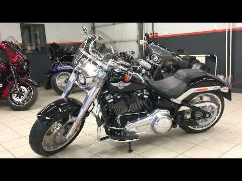 2018  Fat Boy 107 Harley-Davidson