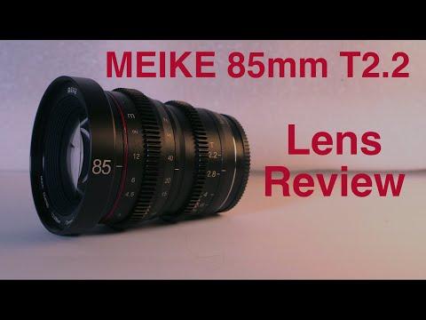 Meike 85mm T2.2 Lens review