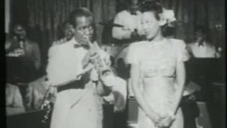 Dorothy Dandridge And Louis Armstrong Whatcha Say?  1944