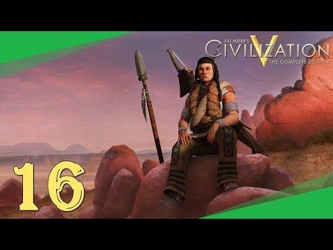 Civilization 5 ➤ #16 ➤ Změna Strategie [CZ LP]