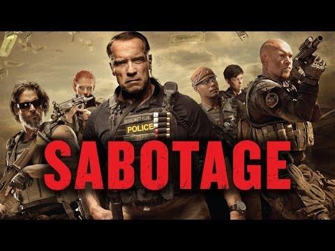SABOTAGE Bande Annonce VF