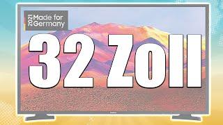 Bester 32 Zoll Fernseher 2021 | Top 3 im Vergleich