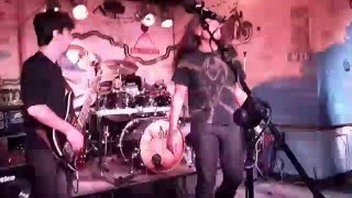 Domine - Defender - Gasoline Road Bar Castegnato BS 15/04/16