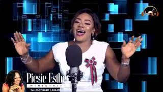 Powerful Ministration By Piesie Esther 2..............Produce By Zionite Tv