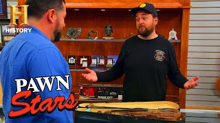 Pawn Stars: VERY RARE VIOLIN IS ALSO VERY FAKE (Season 17) | History