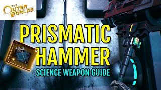 Prismatic Hammer Location: Science Weapon Guide (Weapons from the Void Quest)
