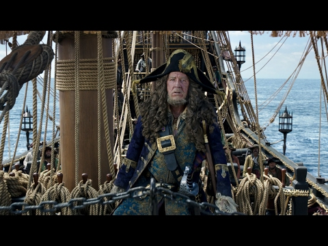 Pirates of the Caribbean: Salazar's Revenge ซุปเปอร์โบว์ล