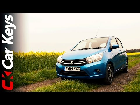 Suzuki Celerio 2015 Review - Car Keys