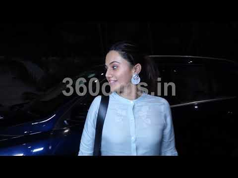 Arjun Kapoor host the special screening of his upcoming movie India's Most Wanted
