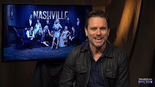 Charles Esten on comedy, being on Star Trek, and the final season of Nashville