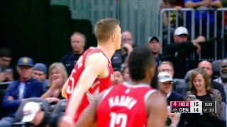 1st Quarter, One Box Video: Denver Nuggets vs. Houston Rockets