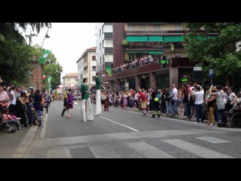 Palio di Legnano 2012- la sfilata