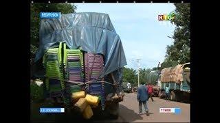 Boké toujours difficile d'accès par les manifestants