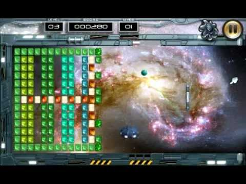 Vídeo do Arkanoid - Krakoid