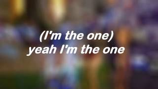 DJ Khaled   Im The One Ft  Justin Bieber Quavo Chance The Rapper Lil Wayne