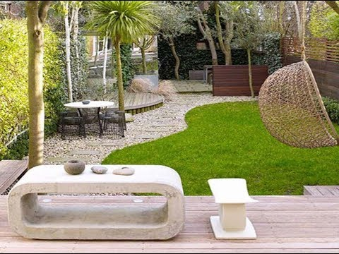 60 Small Garden and Flower Design Ideas - Amazing Small Homes & Gardens Decoration