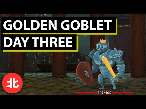 Slay the Spire Golden Goblet - Day Three (Northernlion's Perspective)