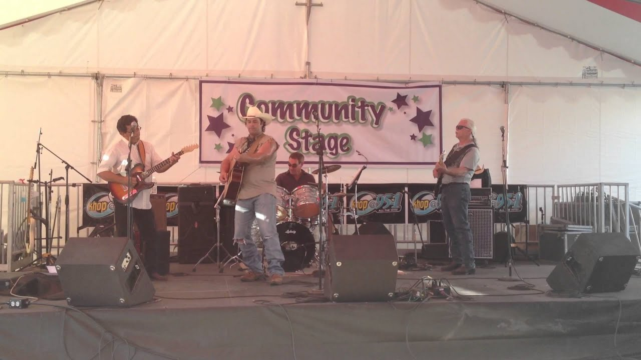 Hire The Chris Creek Band Country Band In Manteca