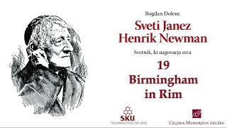 Sveti Janez Henrik Newman: 19 Birmingham in Rim
