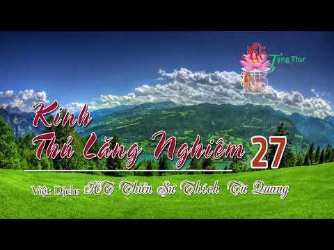 Kinh Thủ Lăng Nghiêm -27