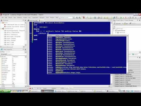 Delphi Programming Tutorial #70 – Key Tags