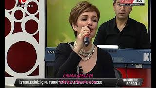 Gül Ki Güller Açsın Al Yanağında-Canan Başkaya  Türkülerle Anadolu-28.12.2o15
