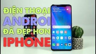 Điện thoại Android đã đẹp hơn iPhone như thế nào?