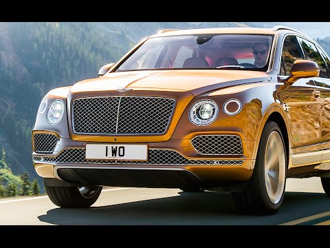 Bentley Bentayga REVIEW Bentley SUV 2016 Commercial Bentley SUV CARJAM TV HD