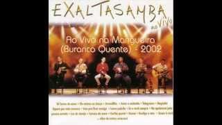 Exaltasamba - Telegrama - Megastar - Quem é você - Eu choro (Mangueira - Buraco quente)
