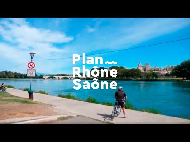 Acteurs du Plan Rhône-Saône, épisode 2 - ViaRhôna : aménagement dans le Gard et le Vaucluse