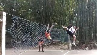 Amazing Takraw Sport