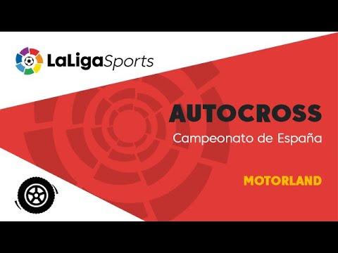📺 Automovilismo | Campeonato de España de Autocross