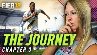 FIFA 18 THE JOURNEY 2| CHAPTER 3! | The Fiery Cheetah Hair Unlock!