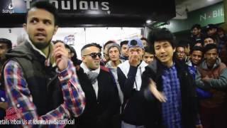 Nasto Vs Krae-G - Raw Barz   New Nepali Rap Battle 2016