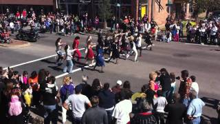 """Thriller"" Flash Mob In Tulsa"