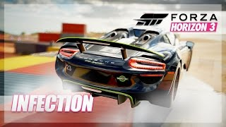 Forza Horizon 3 - Infection in The 918! Pigeon Being Host, Camping, and More!