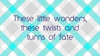 Savannah Outen - Little Wonders (Lyrics on Screen) + Download HQ