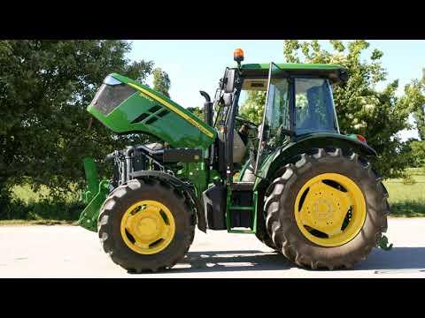 John Deere Traktor 5090M 90hk - film på YouTube