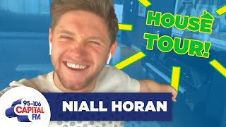 Niall Horan Gives Us A Tour Of His House | FULL INTERVIEW | Capital