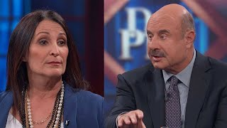 Dr. Phil To Guest: 'Do Not Insult My Intelligence'