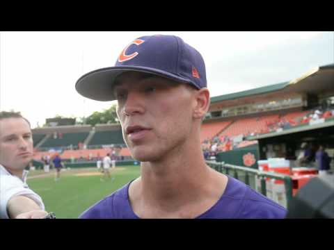 Clemson 15, WCU 3: Eubanks' compete-game guides Tigers