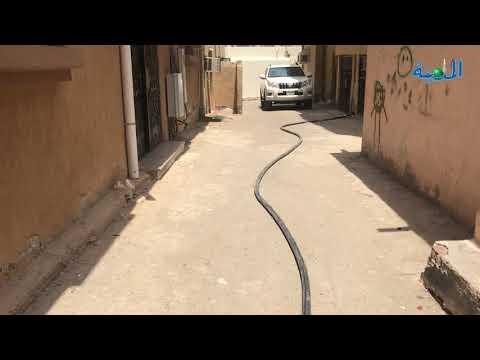 كيابل تربط الأحياء الشعبية بجدة