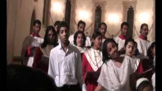 1. Let there be peace on earth - Jay Althouse (Carol Service 2010)