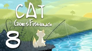 Cat Goes Fishing - Part 8 - CATCHING ANGLER FISH IS HARD!
