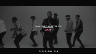 Young Thug Ft. Usher Type Beat - 2AM (Prod. by Clarity of The Trill)
