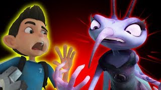 Insectibles | Zak In Trouble!? | Adventure Cartoon for Children by Oddbods & Friends