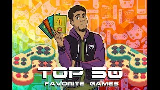 Top Fifty Favorite Video Games (Part 4)