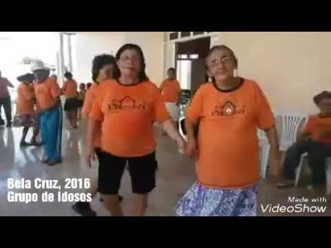 Grupo de idosos de Bela Cruz