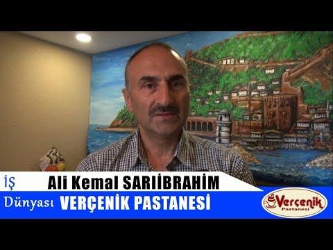 İş Dünyası Ali Kemal Sarıibrahim - Verçenik Pastanesi