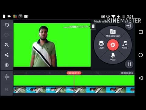 How To Use Green Screen Effect Chroma Key On Android Devices
